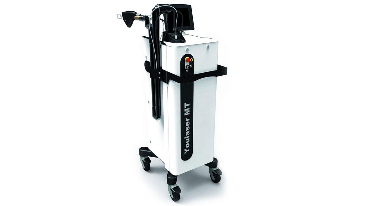 Youlaser MT - Laser Treatment